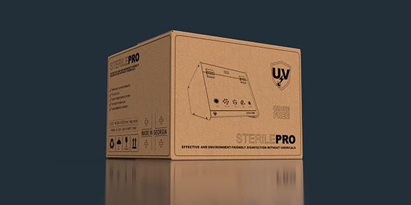 STERILE PRO Multi-Disinfection Device